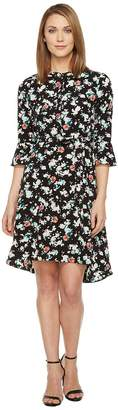 Ellen Tracy Soft Shirtdress Women's Dress