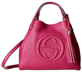 Gucci Alfa  red lady handbag
