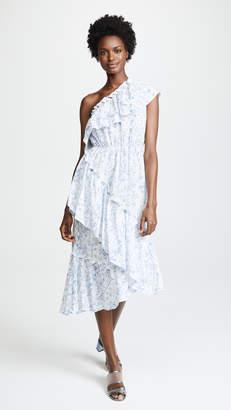 Riviera Steele Ruffle Dress