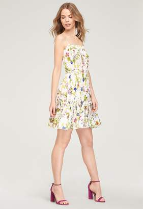 Milly Floral Print Cathy Dress