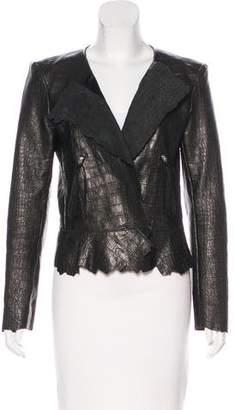 Isabel Marant Boston Leather Jacket
