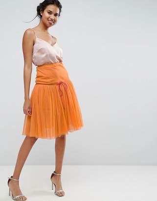 Asos Tulle Prom Skirt