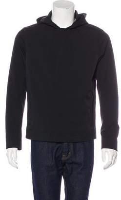 Michael Kors Hooded Woven Jacket