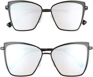 Cat Eye DIFF Mommy & Me Becky 2-Pack Sunglasses