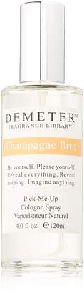 Demeter Champagne Brut by for Women Pick-Me Up Cologne Spray, 4.0-Ounce