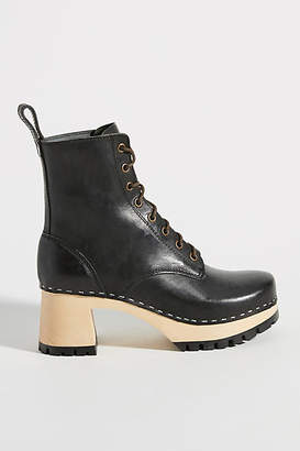 Swedish Hasbeens Nathalie Ankle Boots