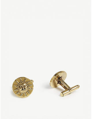 Givenchy Astral sun and moon cufflinks