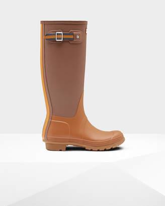 Hunter women's original sissinghurst tall wellington boots