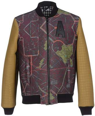 Amaranto Jackets - Item 41545068JH
