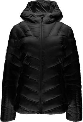Spyder Geared Hooded Insulated Jacket - Women's