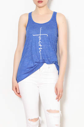 K&K Faith Cross Tank