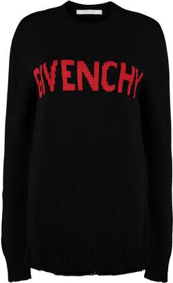 Givenchy Cotton Crew-neck Sweater