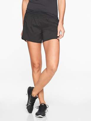 Athleta Racer Run Short 4.5""