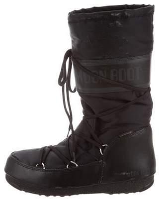 Moon Boot Nylon Mid-Calf Boots