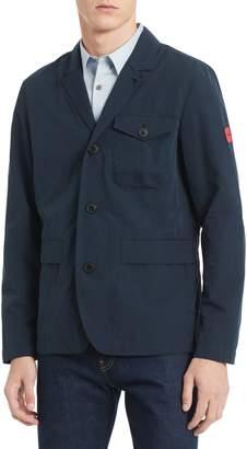 Calvin Klein Crinkle Military Jacket