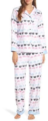 Munki Munki Flannel Pajamas