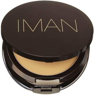 Iman Second to None Cream to Powder Foundation 1 Sand