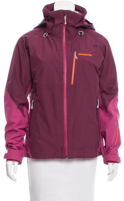 Patagonia Casual Lightweight Jacket $95 thestylecure.com