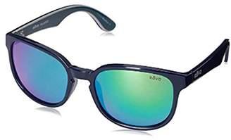 Revo Kash RE 1028 05 GN Polarized Square Sunglasses