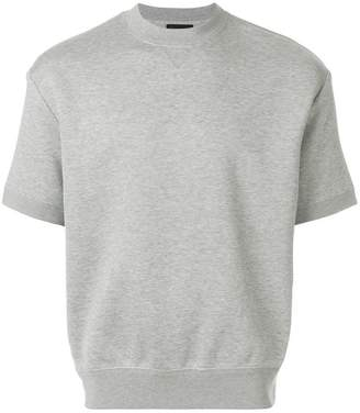 Prada short sleeved sweatshirt