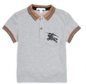 Burberry Baby's& Kid's Cotton Polo Shirt
