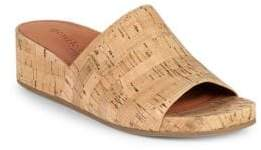 Gentle Souls Classic Wedge Sandals