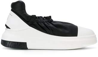Cinzia Araia elasticated detail sneakers