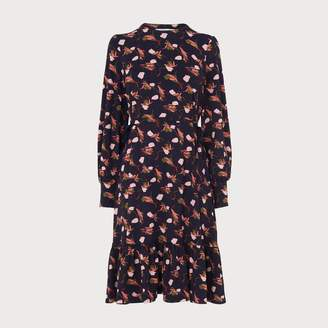 LK Bennett Carina Navy Dress