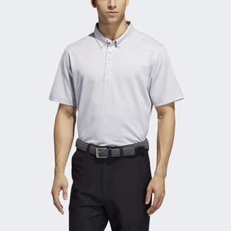 adidas Adipure New Ottoman Polo Shirt