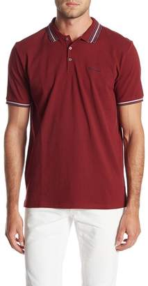 Ben Sherman Tipped Short Sleeve Polo