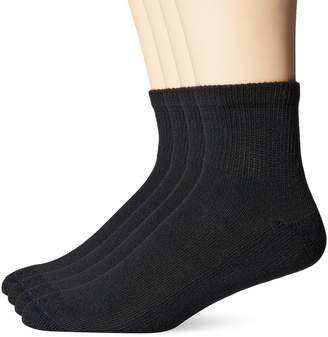 Dr. Scholl's Men's Non-Binding Ankle 4 Pack