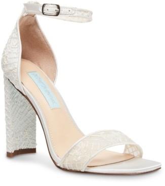 Betsey Johnson Arti Sandal