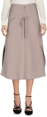 Carven 3/4 length skirts