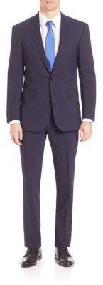 Polo Ralph LaurenPurple Label Wool Blend Suit