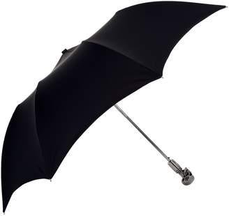 Alexander McQueen Skull Handle Travel Umbrella