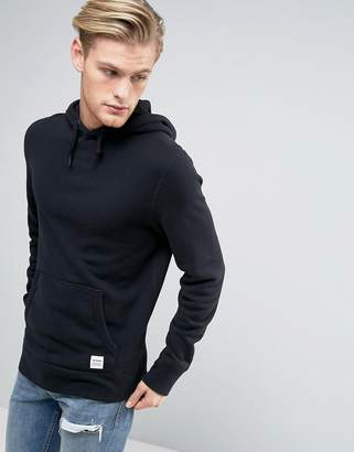 Converse Essentials Luxe Pull Over Hoodie in Black 10000656-A01