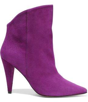 IRO Amy Suede Ankle Boots