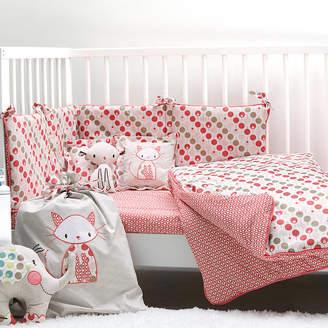 ella & otto Cot Bedding Set For Girls