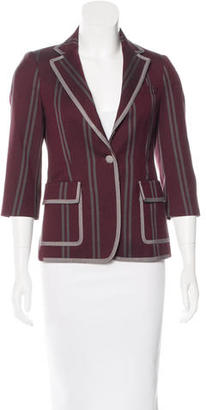 Boy. by Band of Outsiders Wool Striped Blazer $125 thestylecure.com