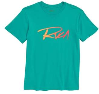 RVCA Skratch Graphic T-Shirt