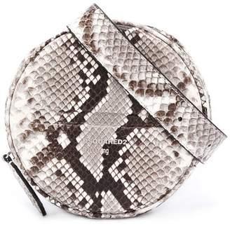 DSQUARED2 round belt bag