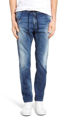 Men's Diesel Krooley Jogg Slouchy Slim Fit Jeans $348 thestylecure.com