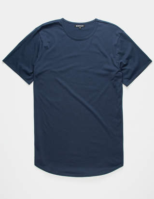 Elwood Curved Hem Tall Mens T-Shirt