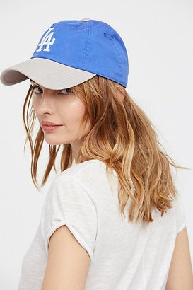 Two-Tone Major League Baseball Hat by American Needle at Free People $28 thestylecure.com