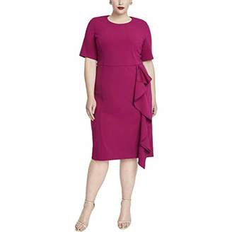 Rachel Roy Women's Plus Size Ragland Dress