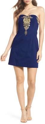 Lilly Pulitzer R) Demi Strapless Dress