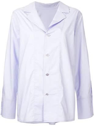 Marni oversized poplin shirt