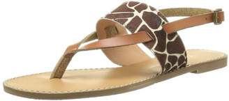 Chocolate Schubar Echo, Women's Sandals