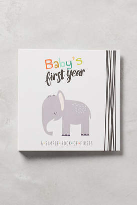 Lucy Darling Baby's First Year Journal