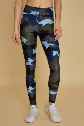 The Upside Abstract Camo Yoga Pant